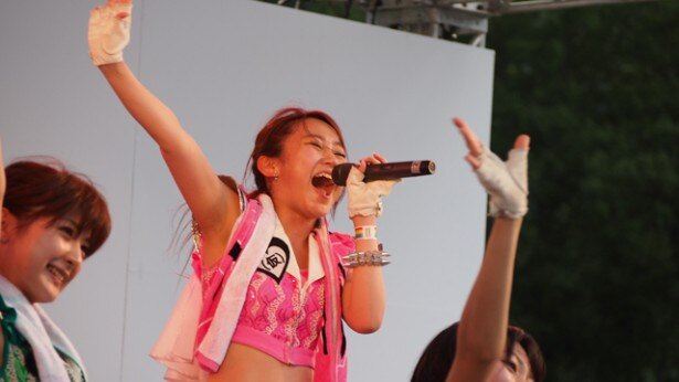 その「すごく温かいライブ」で古川小夏も絶叫!