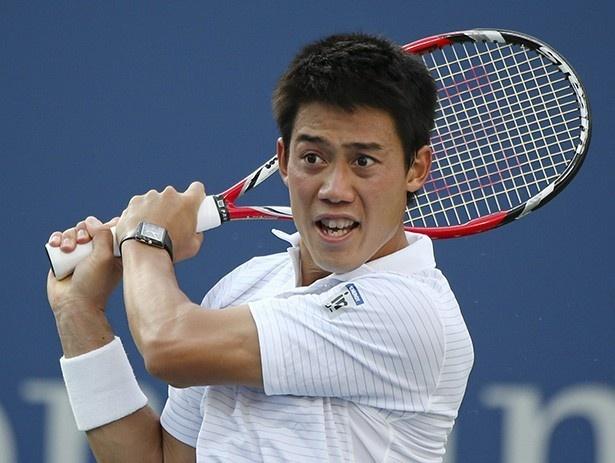 錦織圭が全米オープンテニスの決勝進出を決めた!