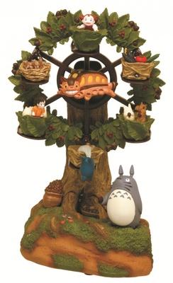 2004年、2011年に発売した「森の観覧車」がリニューアル発売