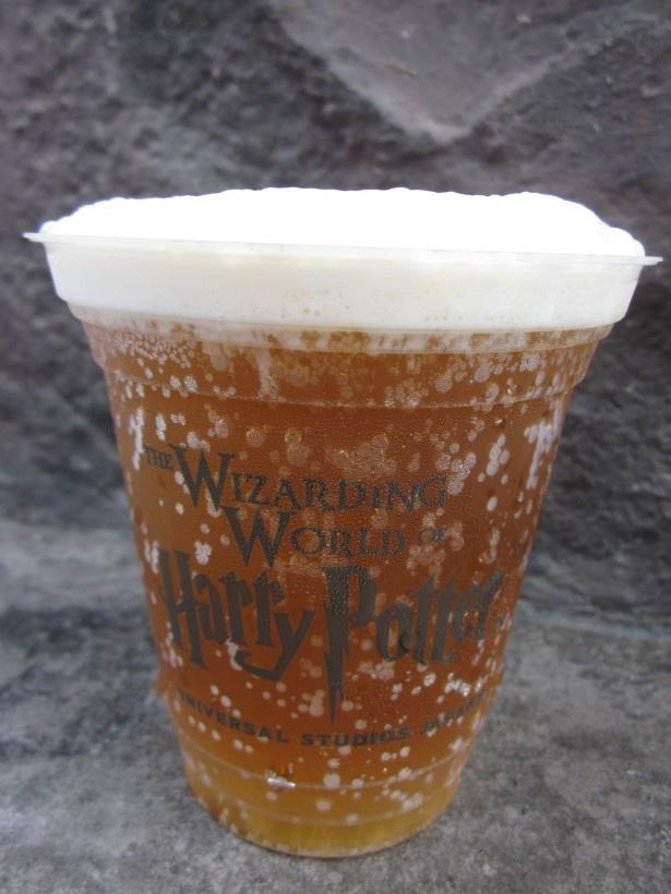 炭酸タイプの「バタービール」。バタースコッチやプリンのような味わい!