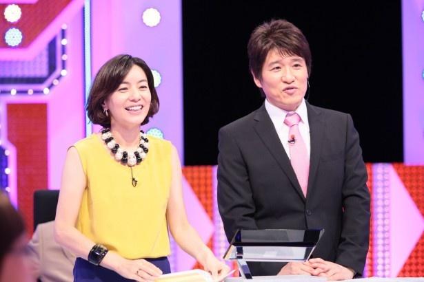 【写真を見る】MCの林修と八木亜希子も博識芸能人の知識自慢にビックリ!