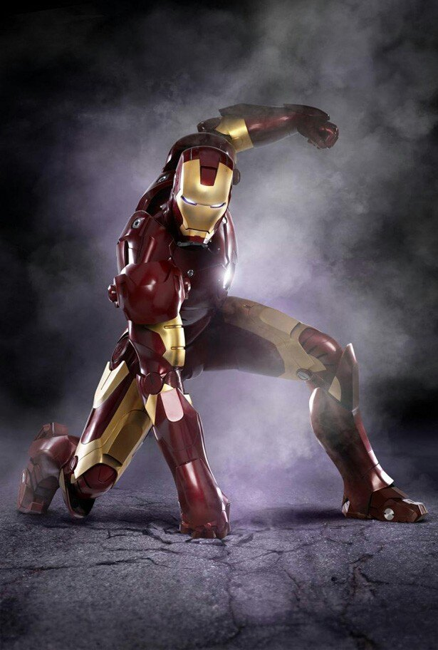【写真を見る】アイアンマン役は交代制になっていくのだろうか