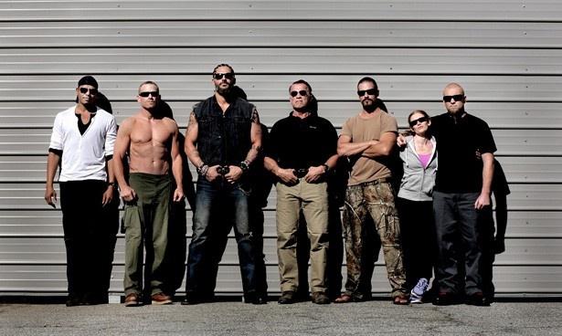 【写真を見る】1人ずつ消されていく最強の9人