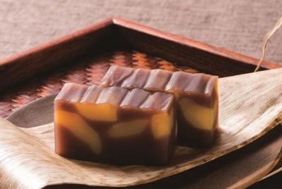 クリの甘さともっちりとした優しい味わいの棹菓子「栗蒸羊羹」