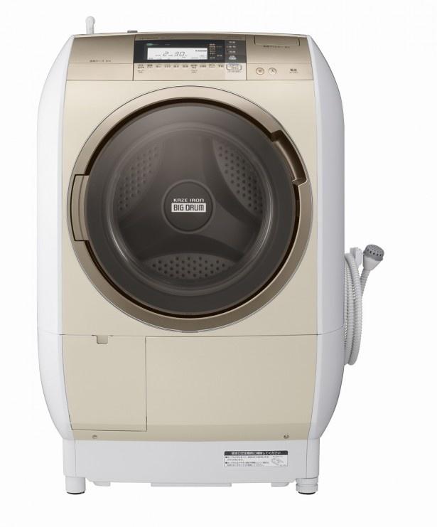 新CMでは、二宮和也が洗濯機に扮(ふん)する