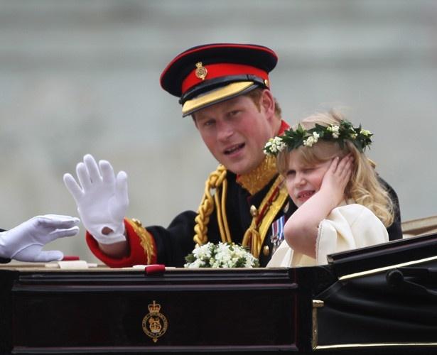 【写真を見る】ヘンリー王子の結婚はまだなのだろうか?