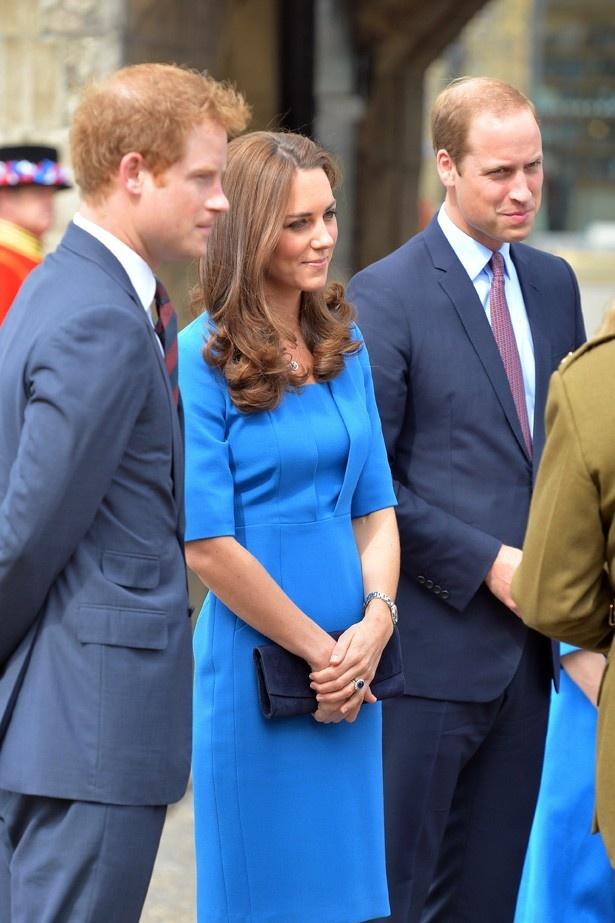 兄夫婦に第2子が誕生したことを喜ぶヘンリー王子