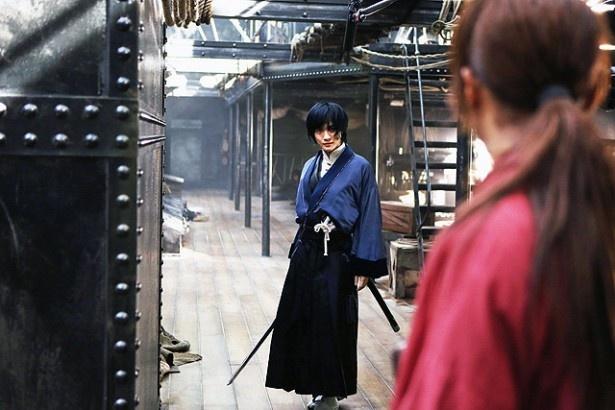 神木隆之介演じる宗次郎との対戦は、俊足同士の戦いに!