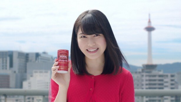 京都出身のAKB48・横山由依「おはよーさん!ほんま応援してるわー!」