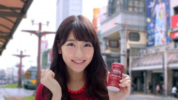 鹿児島出身のAKB48・柏木由紀「おはようごあす!わっぜ応援しちょっど!」