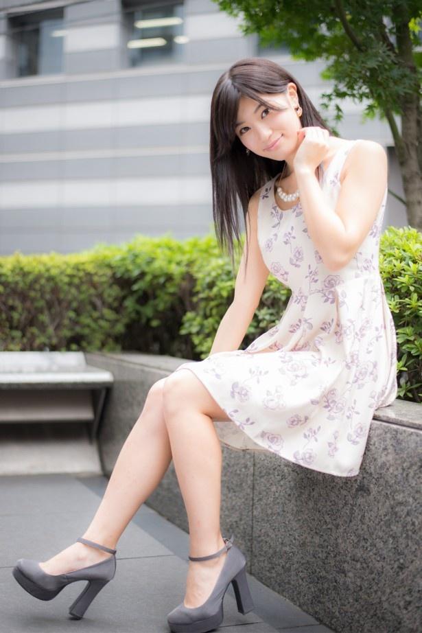 ファースト写真集「savior」を発売した高崎聖子