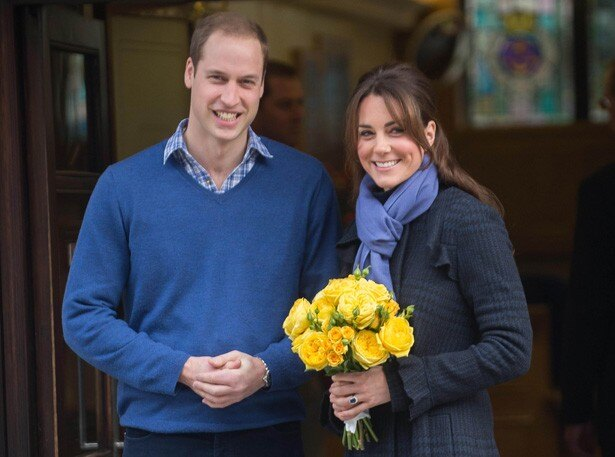 キャサリン妃、子どもは3人産む宣言!