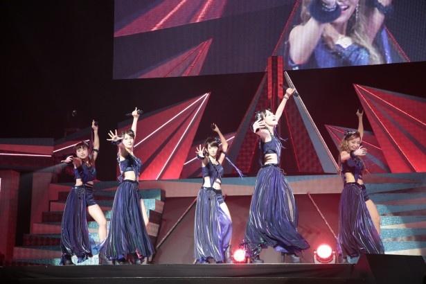 ℃-uteは、11月にも秋ツアーのファイナルとして日本武道館での公演が決まっている