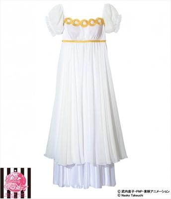 プリンセスセレニティのセーラームーンなりきりドレス