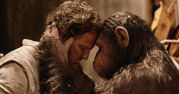 9月19日(金)より劇場公開される「猿の惑星:新世紀(ライジング)」