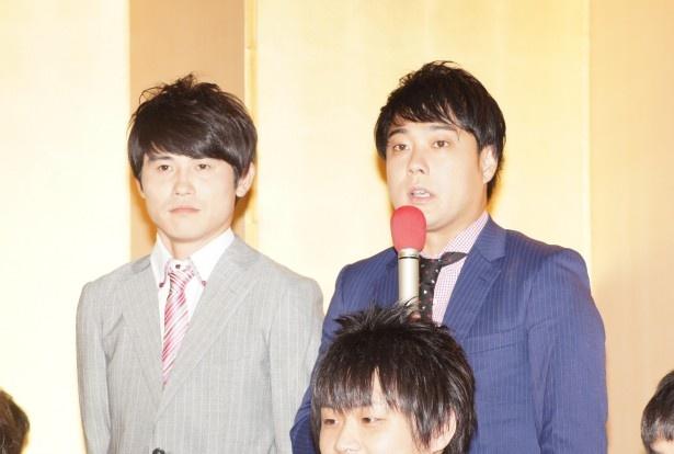 大阪予選から進出し「東京にビビッている」と語ったタナからイケダ
