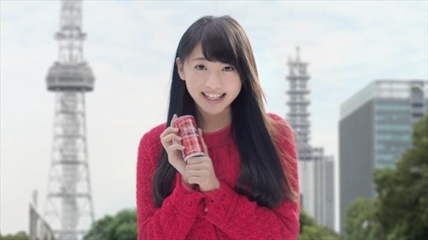 木崎ゆりあは名古屋弁で「おはよう。でら応援しとるでね!」と挨拶