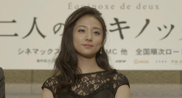 『太陽の坐る場所』でミステリアスな女性を演じた木村文乃