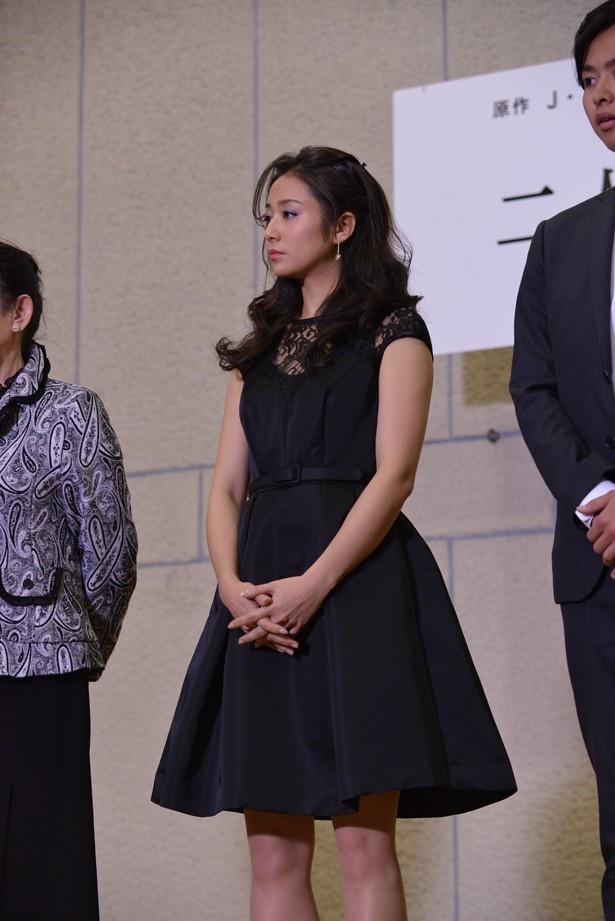 今回木村が演じるのは、誰もが憧れる人気女優として活躍する今日子