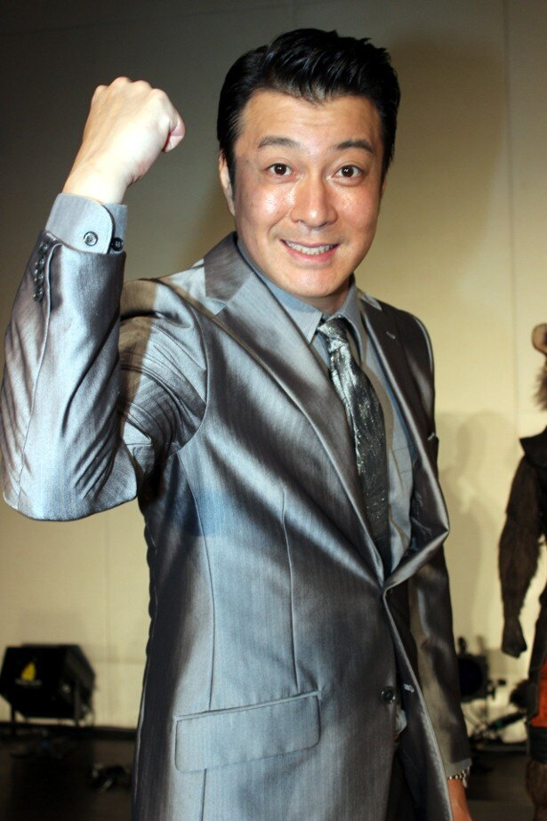 アライグマと呼ばれるのが大嫌いなロケット役の加藤浩次