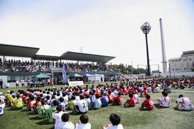 「EXILE CUP 2014」には全国で408チーム、3579名が参加する