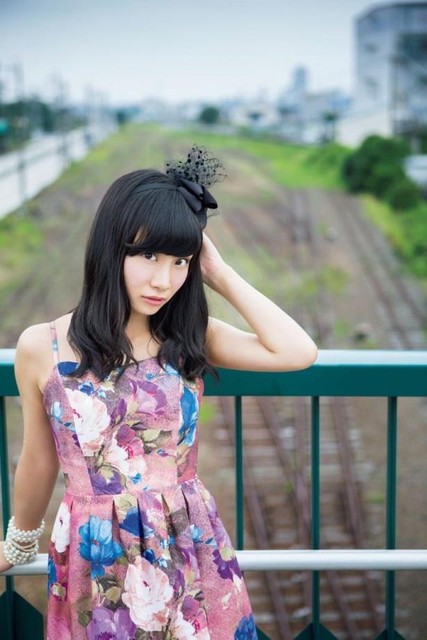 SKE48の中でも今最も注目を集めているメンバーのひとり、柴田阿弥