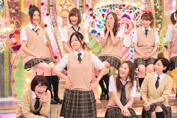 【写真を見る】人気グラビアアイドル・おのののか(上段左)のウラの顔とは!?