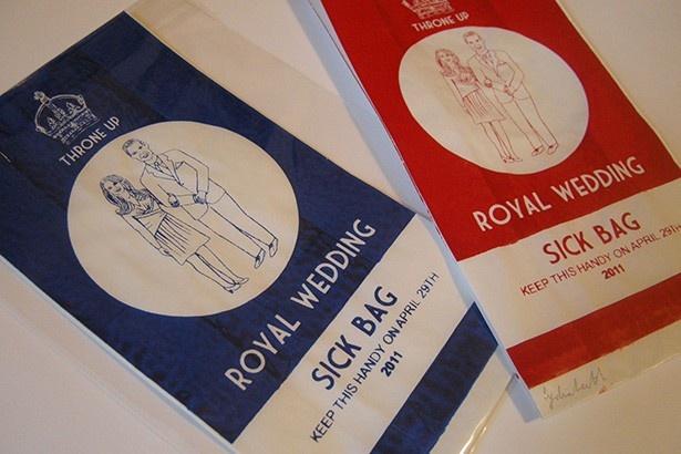 前回販売されたエチケット袋のデザイン