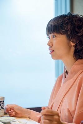 """""""和""""の魅力について、ぴっかり☆さんは「気を張らずに、ホッと一息つける雰囲気」だと語る"""