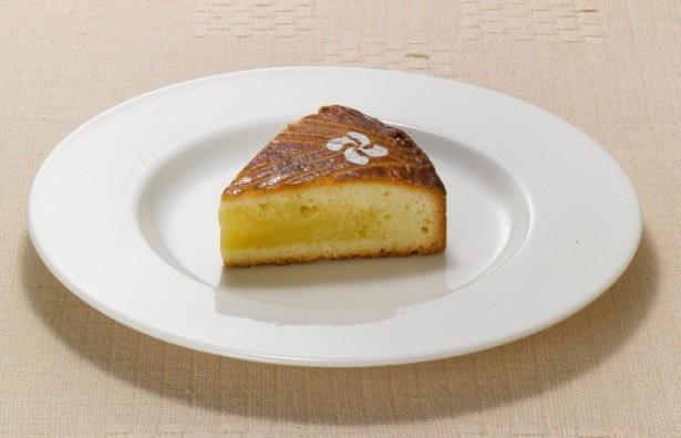 アーモンド入りのクッキー生地で作るしっとりとしたバスク地方の焼き菓子「ガトーバスク」