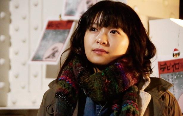 映画に引っ張りだこの榮倉奈々はどんな表情を見せるのだろうか?