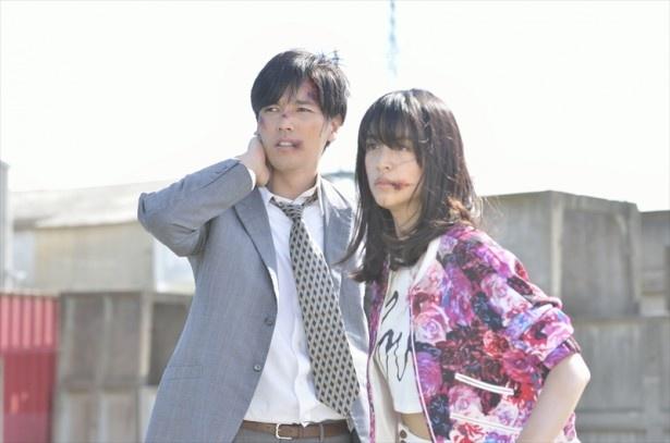 山本は「二丁」の女でドSキャラの相棒・ちなつ役