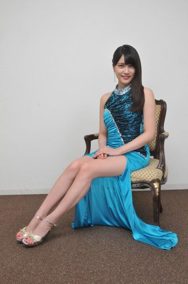 Sexy Zone・中島健人主演ドラマ「黒服物語」にキャバクラ嬢役での出演が決まったAKB48の入山杏奈