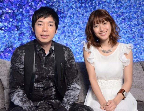 ゲストの香川照之の印象を「映画を見ていて、すごく怖い方だと思って…」と語った瀧本に、今田は「いやいや役ですから」とツッコミ