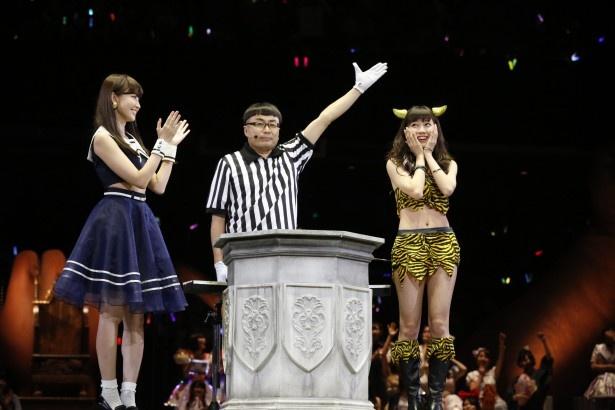 予選から9連勝で見事じゃんけん女王になった渡辺