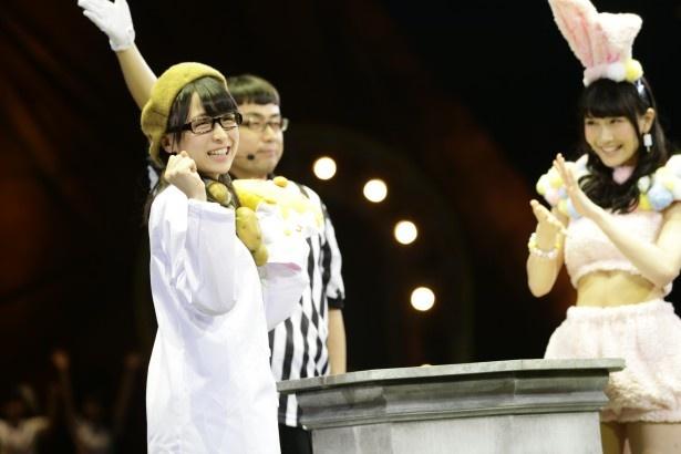 惜しくも準決勝で敗退した川本紗矢