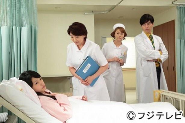 溝口(要潤)が担当する女性患者と過去に何かあったらしいことを突き止めたいずみと翔子は、溝口のために一芝居打つことに