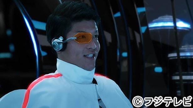 未来ドラマで新ゲームマスター候補を演じる駿河太郎