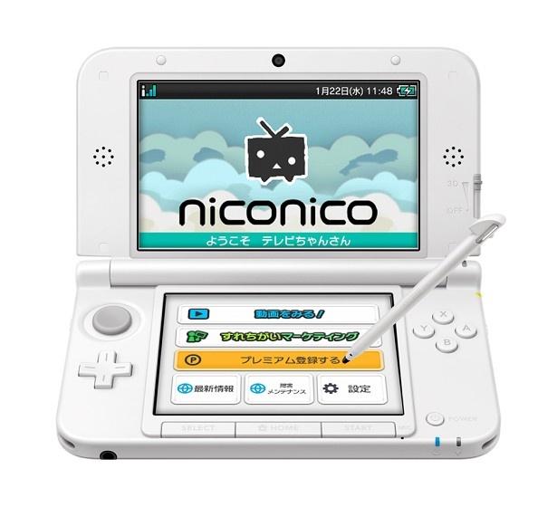 (I)ニコニコ動画はWii Uはじめ様々なデバイスで視聴可能