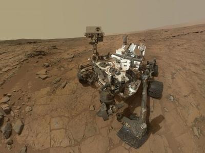 【写真を見る】NASAが製作した「キュリオシティ」実物大モデルが初来日!