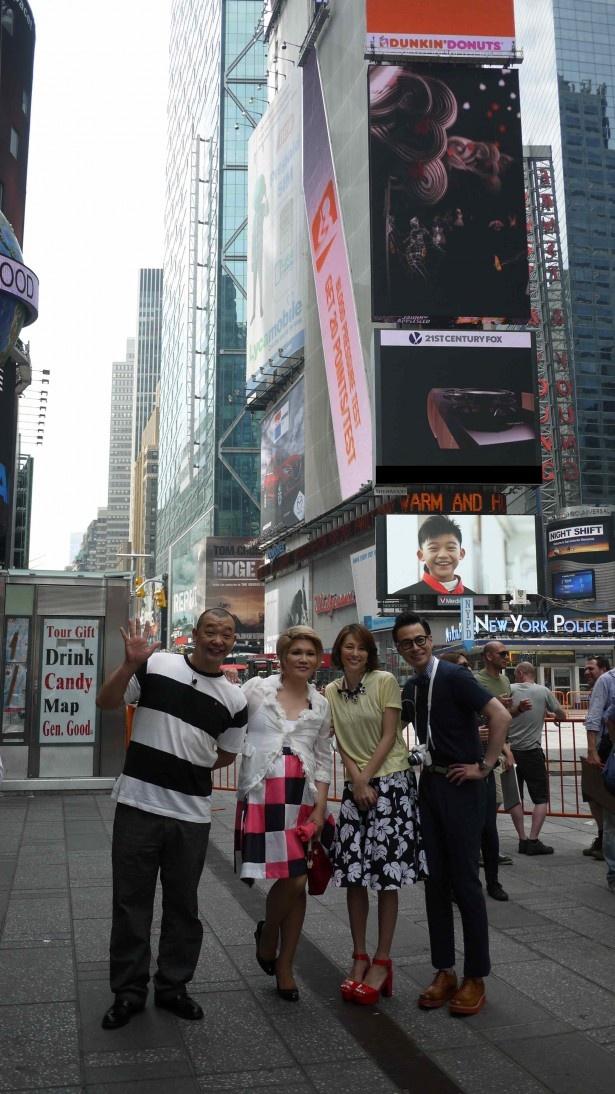 ニューヨークで話題のアトラクションや最新エクササイズを体験!