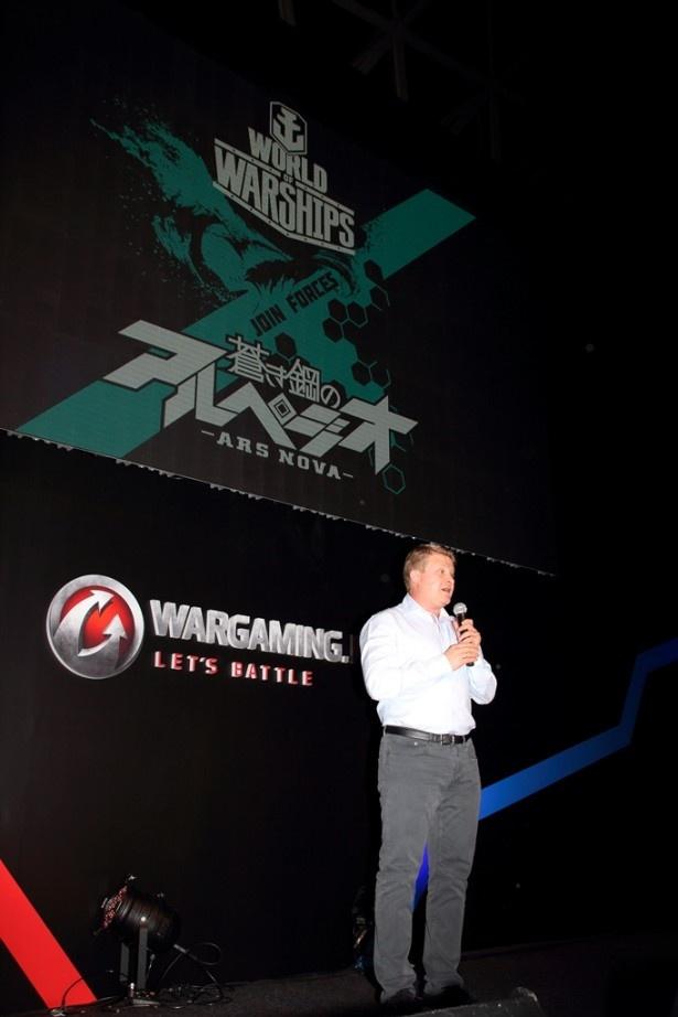 Wargamingが「蒼き鋼のアルペジオ -アルス・ノヴァ- 」とのコラボを発表