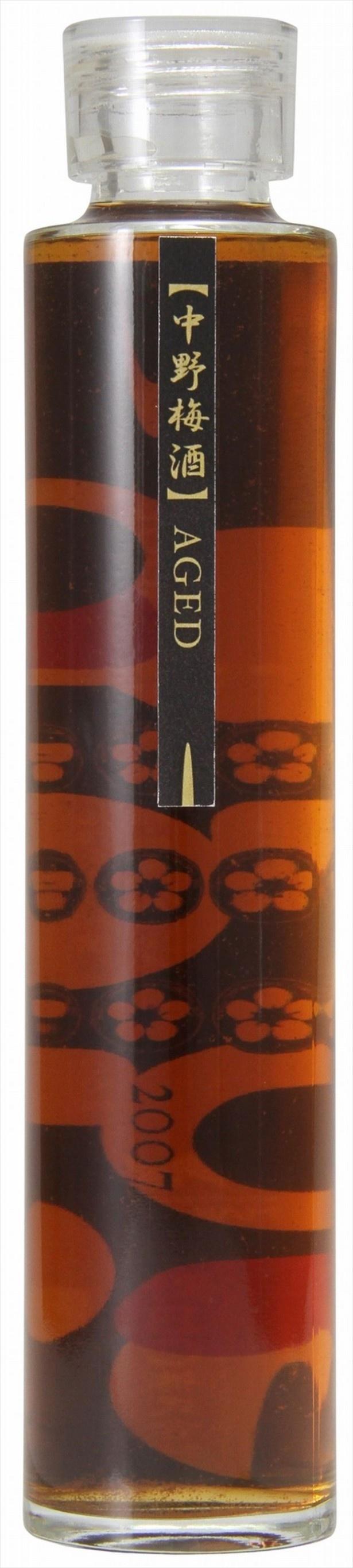 5年熟成の「中野梅酒 AGED(エイジド)2007」