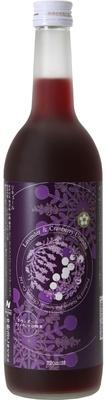 ラベンダーのエキスで癒される「ラベンダーとクランベリーの梅酒」