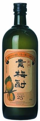 梅酒の原酒をさらに蒸留させたスピリッツ「貴梅酎」