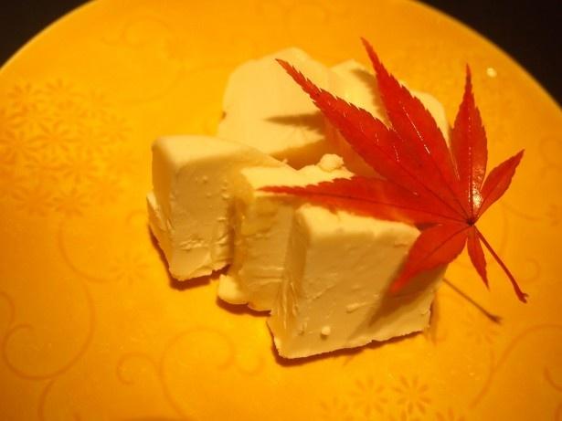 ミルキーでコクのある味わいが美味!「クリームチーズ西京漬け」
