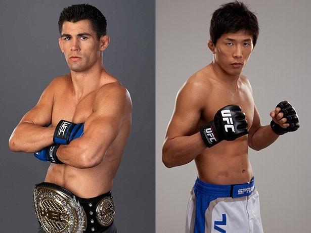 9月28日(日)の「UFC178」ではドミニク・クルーズvs水垣偉弥のバンタム級戦をオンエア。日本のエース、水垣は日本人連勝記録を「6」に伸ばせるか