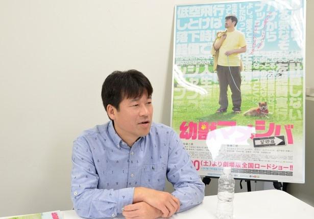 佐藤は「犬をかわいがる人の気持ちが分かるようになってきた」と自身の心境の変化を語る