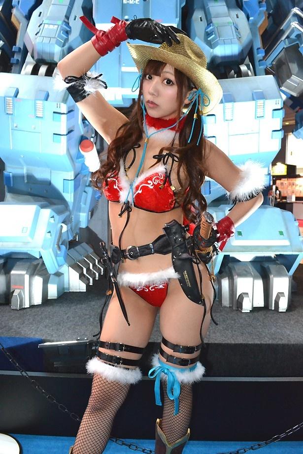 美人コンパニオン in 東京ゲームショウ2014【その1】 2/40