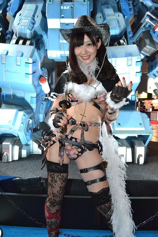 美人コンパニオン in 東京ゲームショウ2014【その1】 4/40